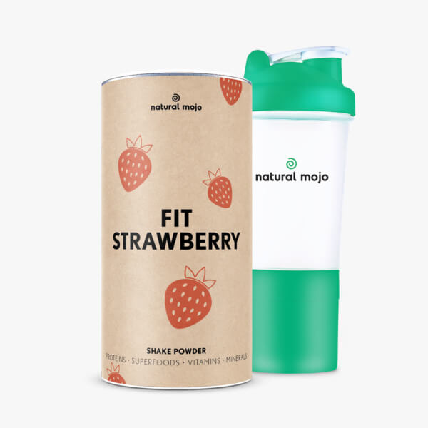 Nm Fit Strawberry Set